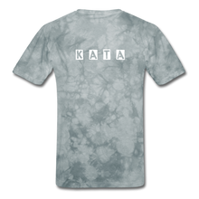 Kata Know All The Applications - T-Shirt - grey tie dye
