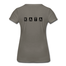 Women's Kata Know All The Applications - asphalt gray