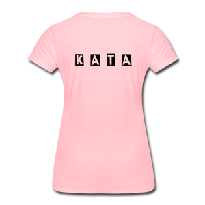 Women's Kata Know All The Applications - pink