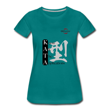 Women's Kata Know All The Applications - teal
