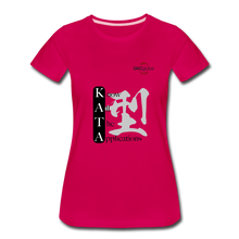 Women's Kata Know All The Applications - dark pink