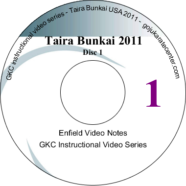 Tairabunkai Video notes '11 Part 1 & 2