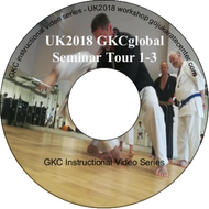 UK 2018 Seminar Workshop DVD