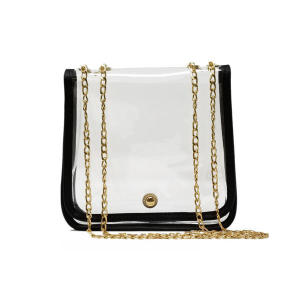 Game Day Clear Adjustable Crossbody