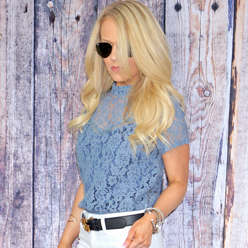 Isla Lace Top