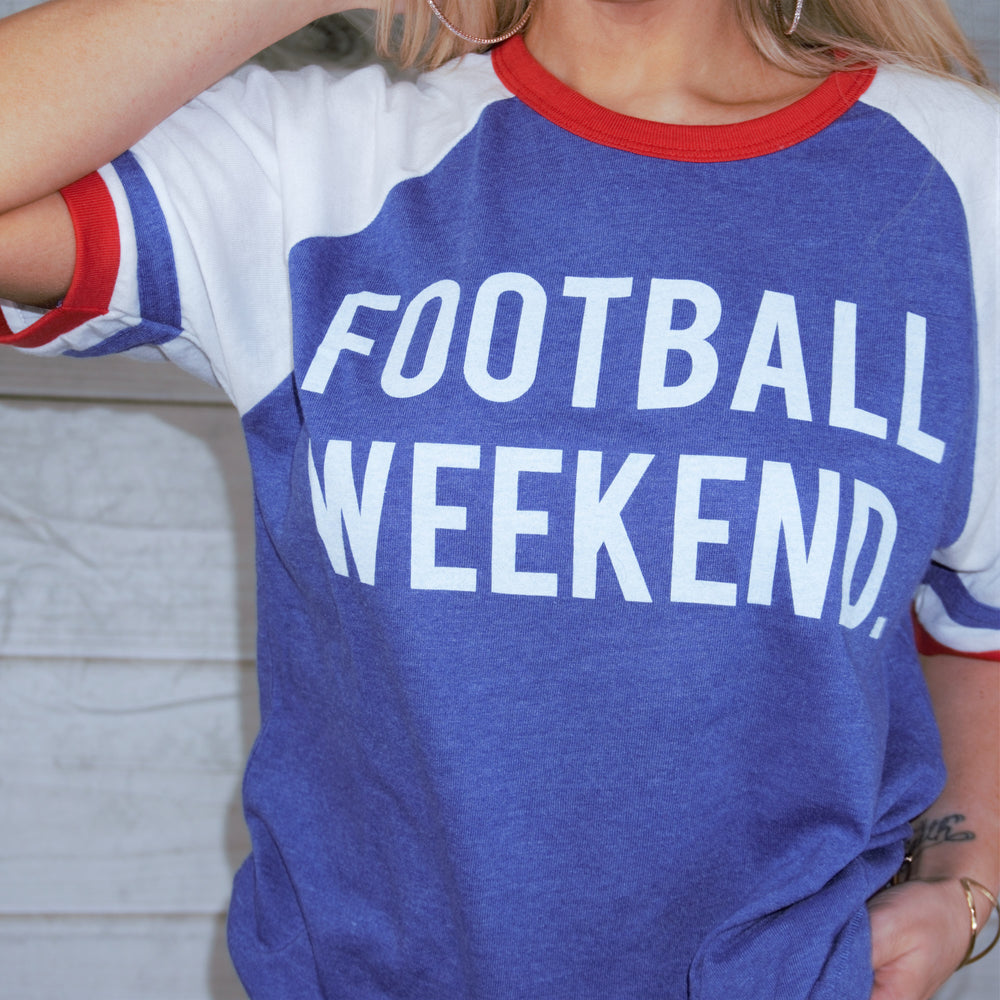 Football Weekend - Color Rush Tee