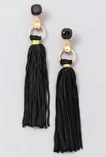 Kennedy Tassel Earrings