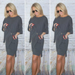 Talya Oversized Dress