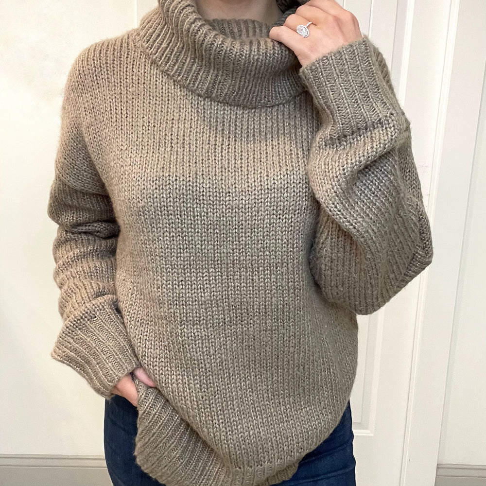 Blair Oversized Sweater