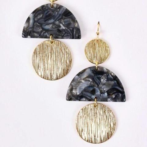 Mican Drop Earrings