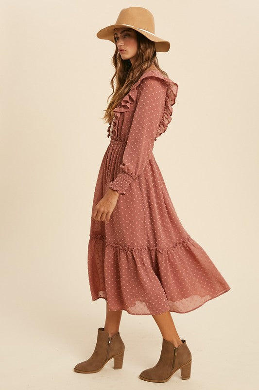Dreaming of You Midi Dress