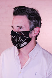 PREMIUM Tribal Mens Protective Face Mask