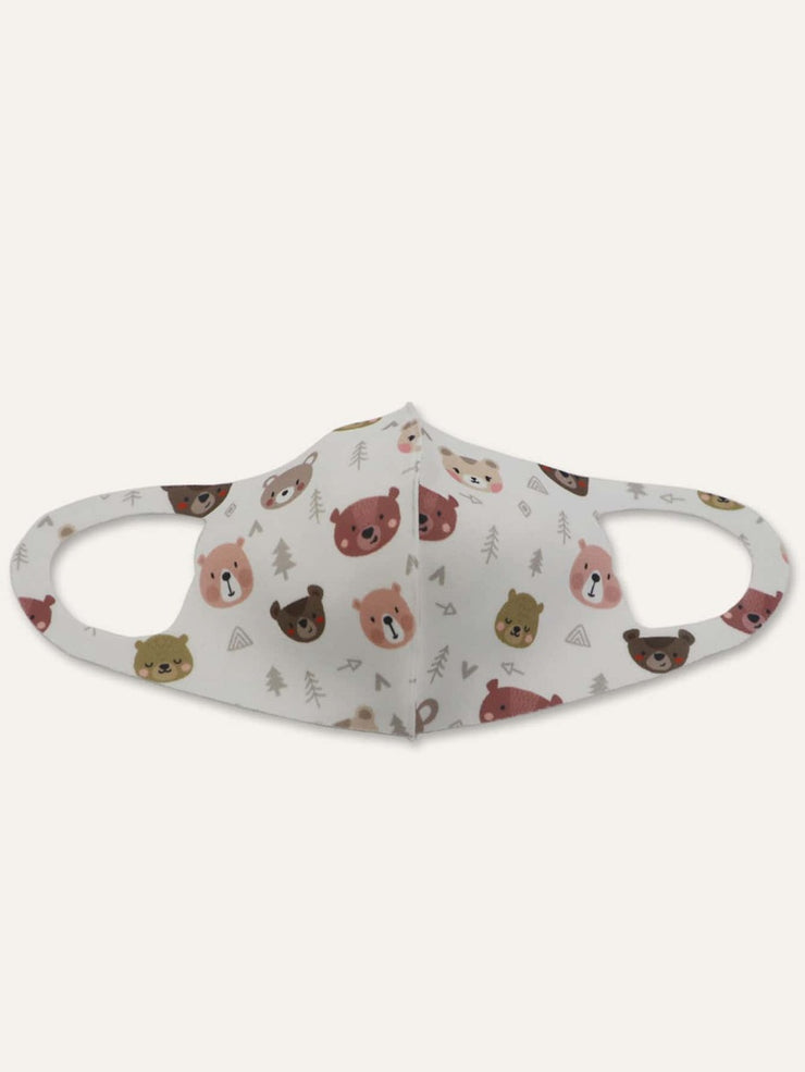 Little Bears Kids Face Mask