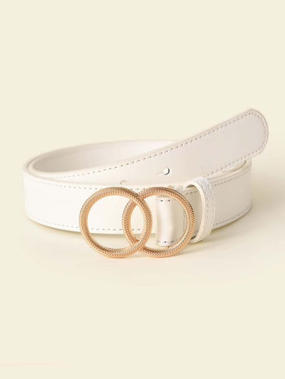 Chic Effect Double Circle Belt