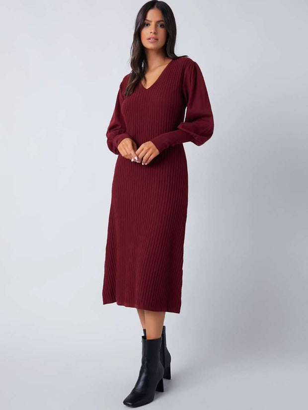 My Perspective Sweater Dress