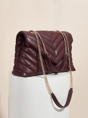 Modern Girl Quilted  Purse