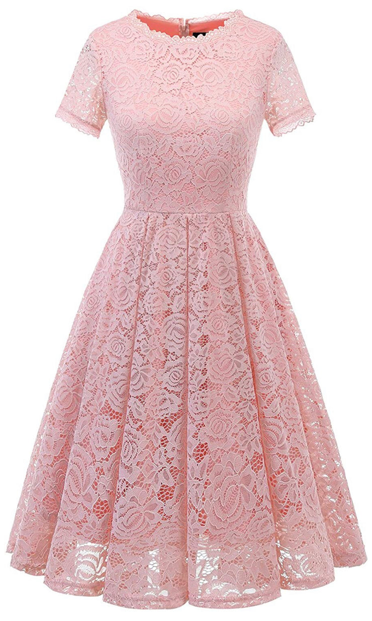 Forever Classy Lace Dress