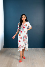 Vacay Babe Floral Dress