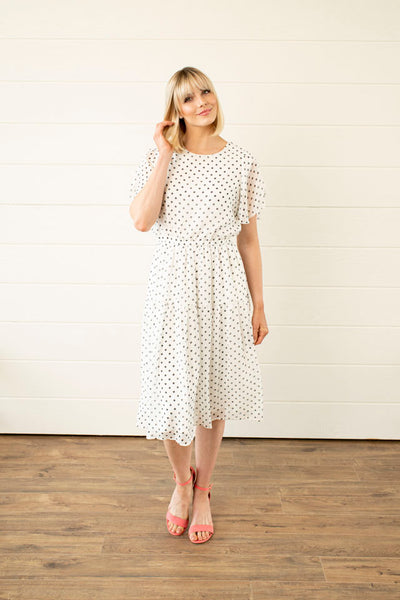 Oh Darling Polka Dot Dress
