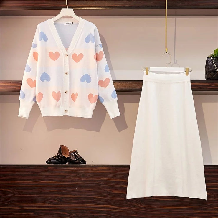 Curvy Close to My Heart Bow tie Blouse