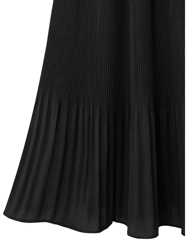 Day In Paris Pleated Skirt