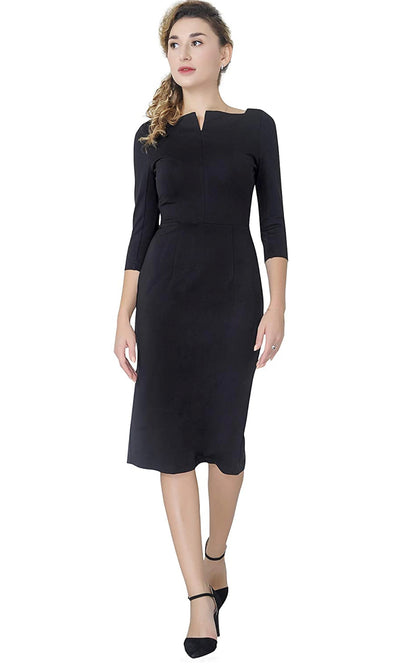 The Office Lady Pencil Dress
