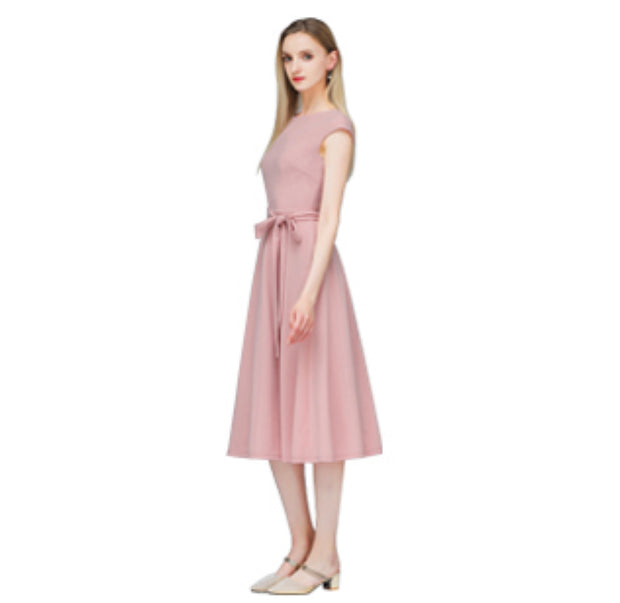 Timeless and Classy Midi Dress