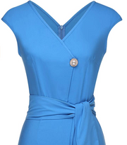 Classy Today Wiggle Retro Dress