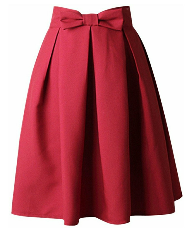 Bows for Princesses Midi skirt