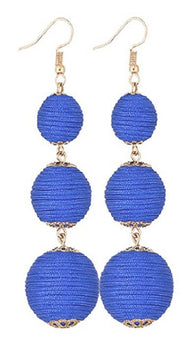 Rosalinda Ball Drop Earrings