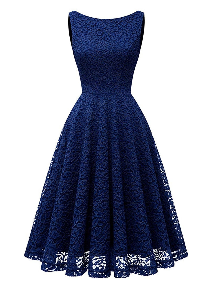 Lace Sophistication Dress