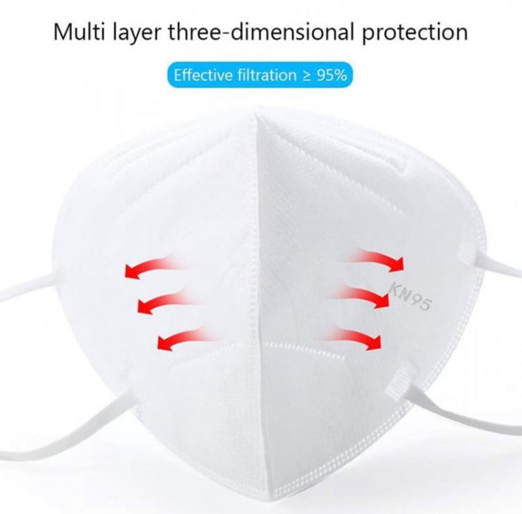 One-KN95 Protection Face Mask