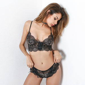 Ashley Lace Bra Set
