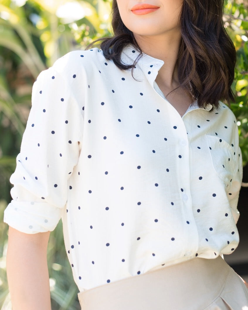 Kadence Button Down