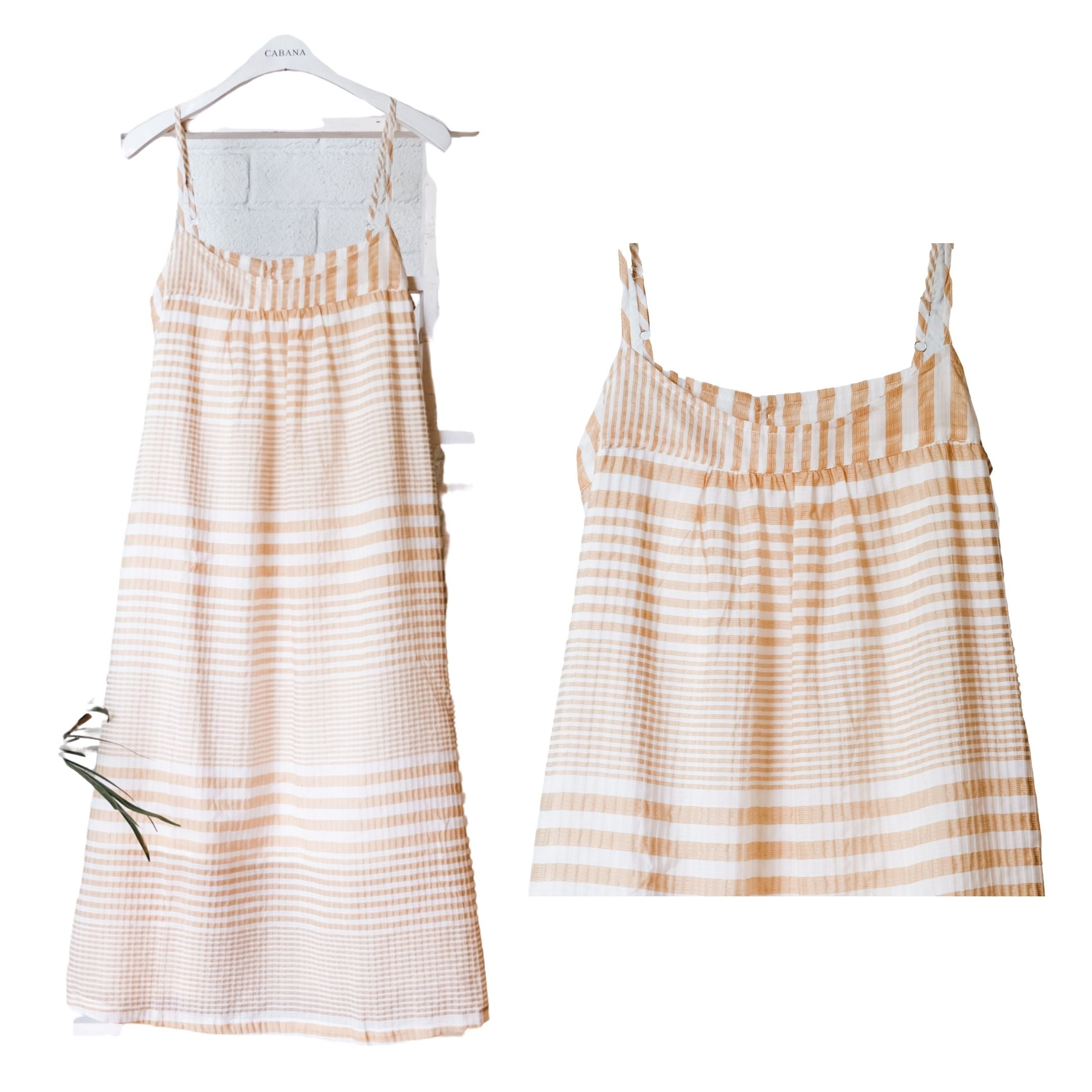 La Concha Slip Dress