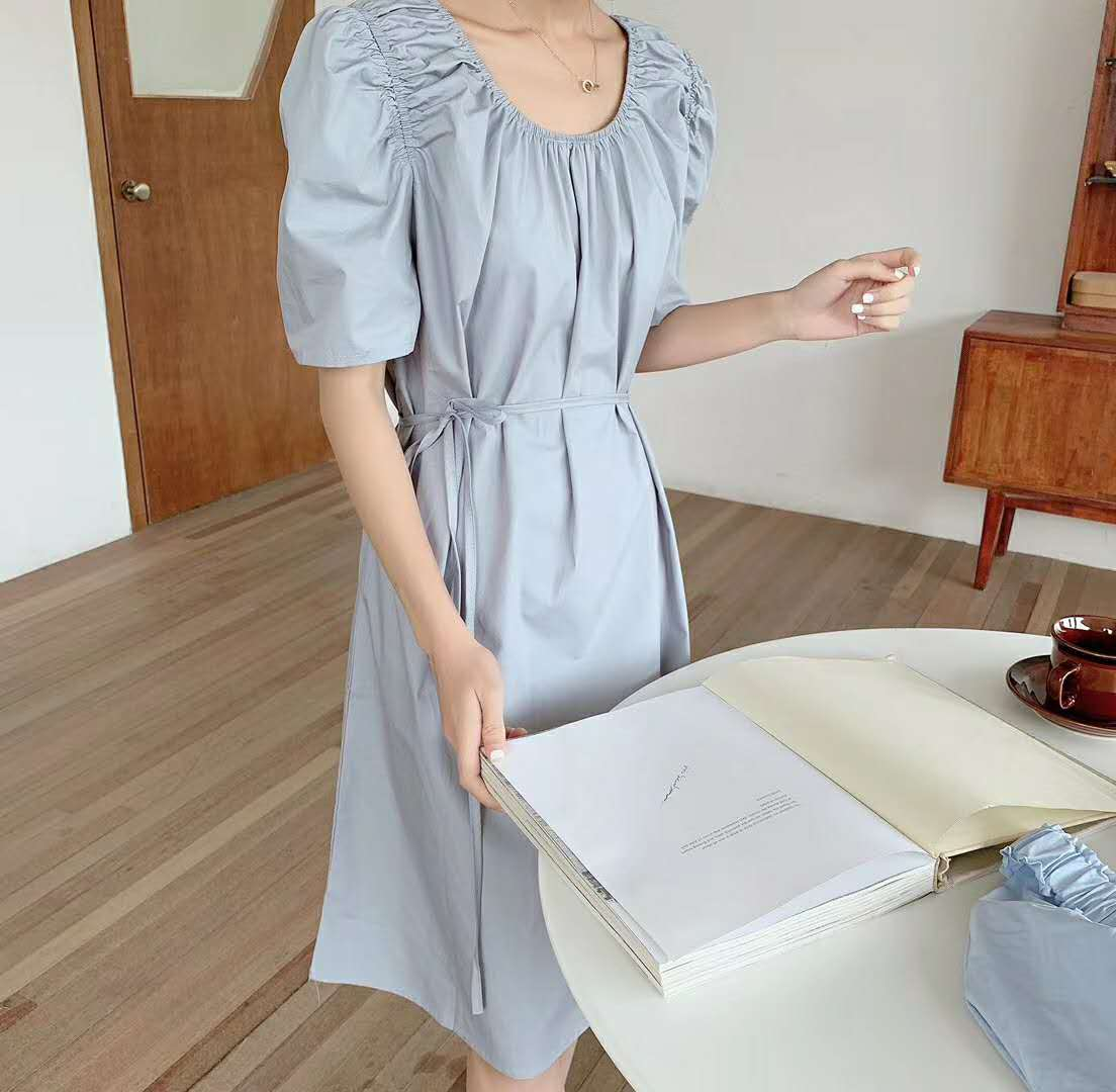 Rocha Dress Gray