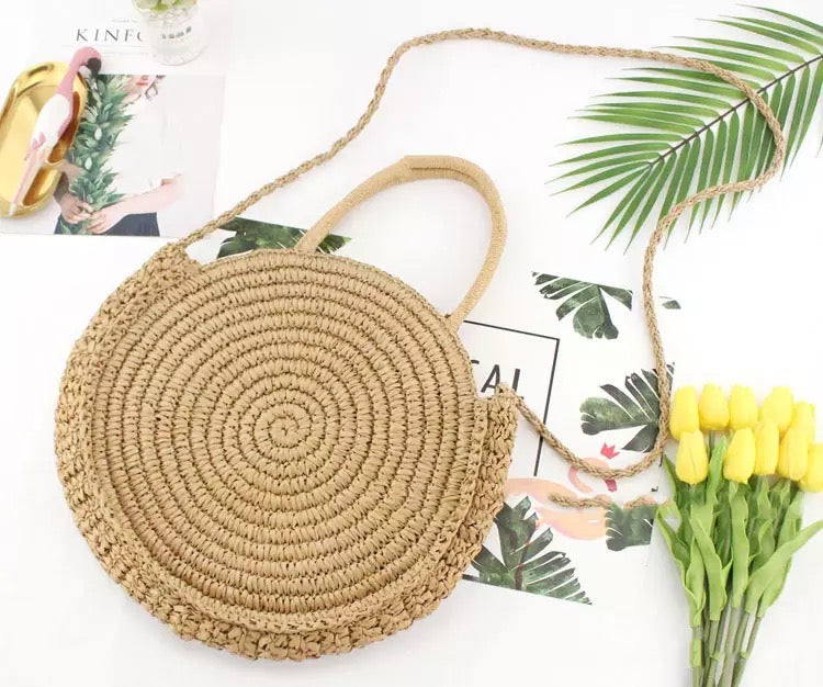 Aristocrat Round Native Bag