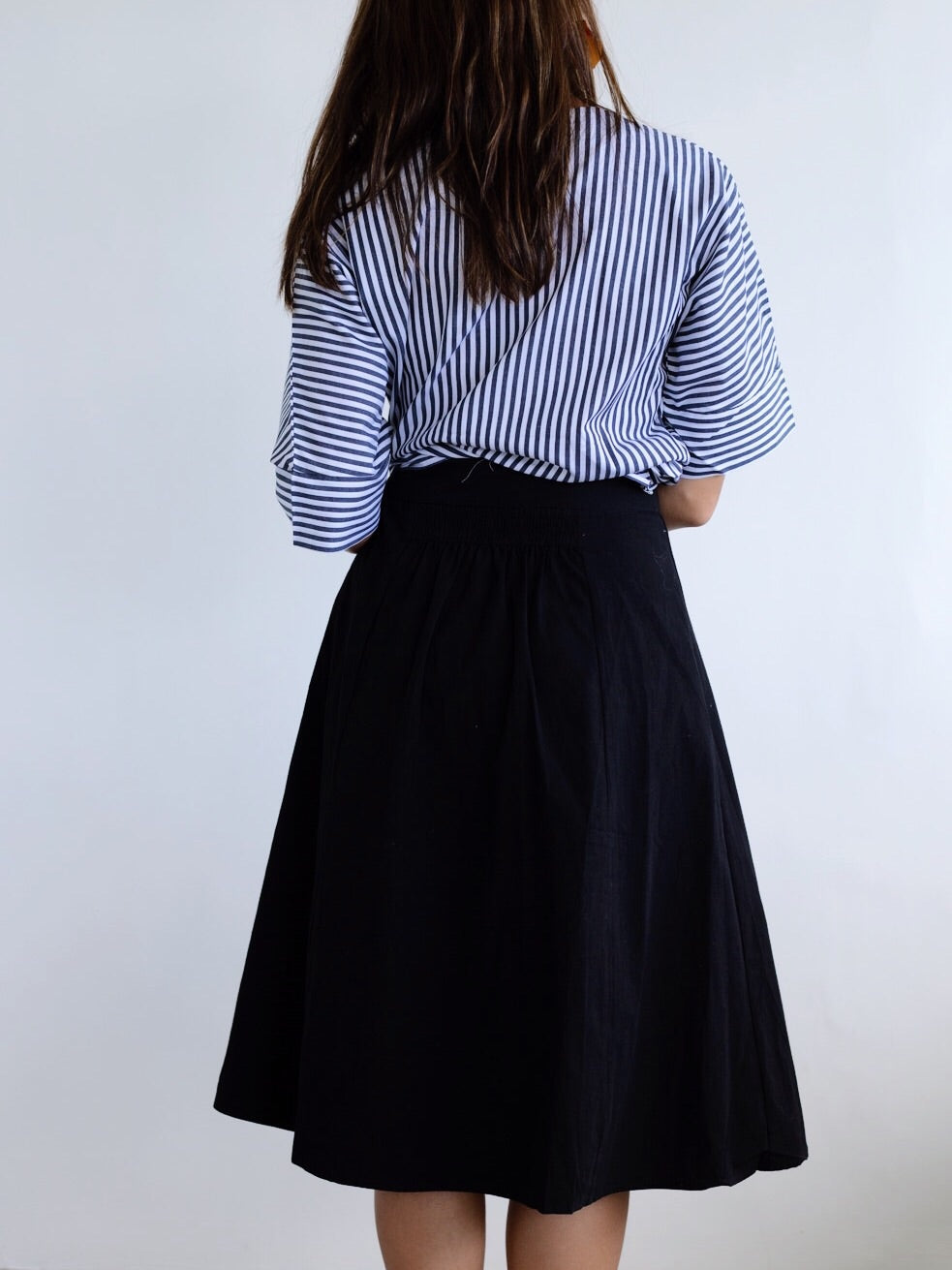 Cyrena Skirt Navy