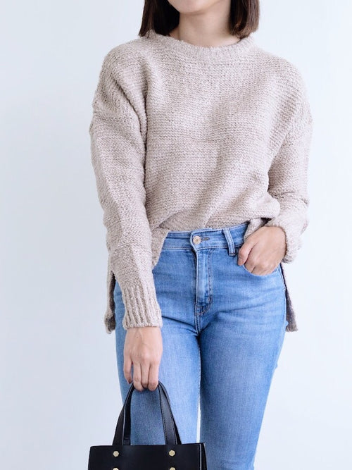 Lori Knit Pullover Sweater