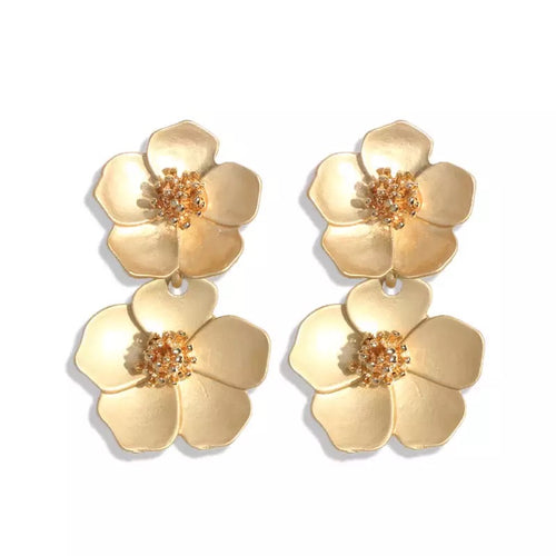 Catarina Earrings (gold)