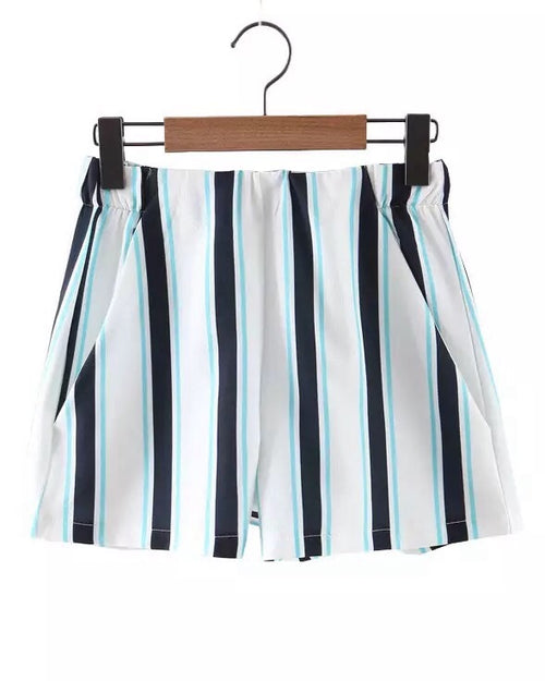 Bari Stripe Shorts