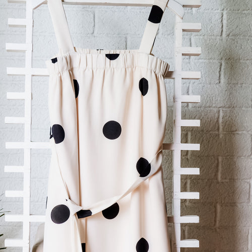 Varra Polka Dress