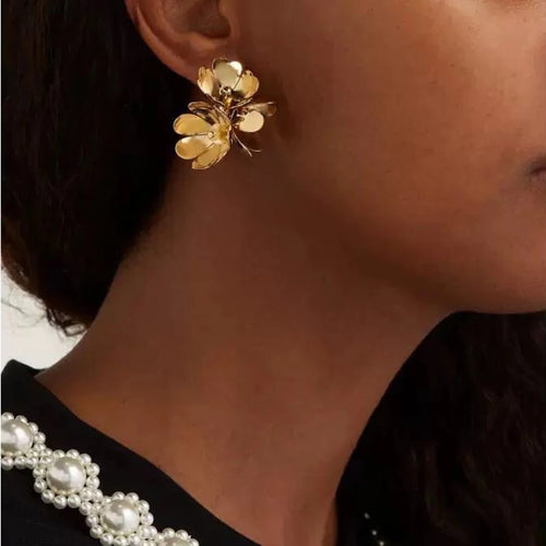 Rauha Earrings