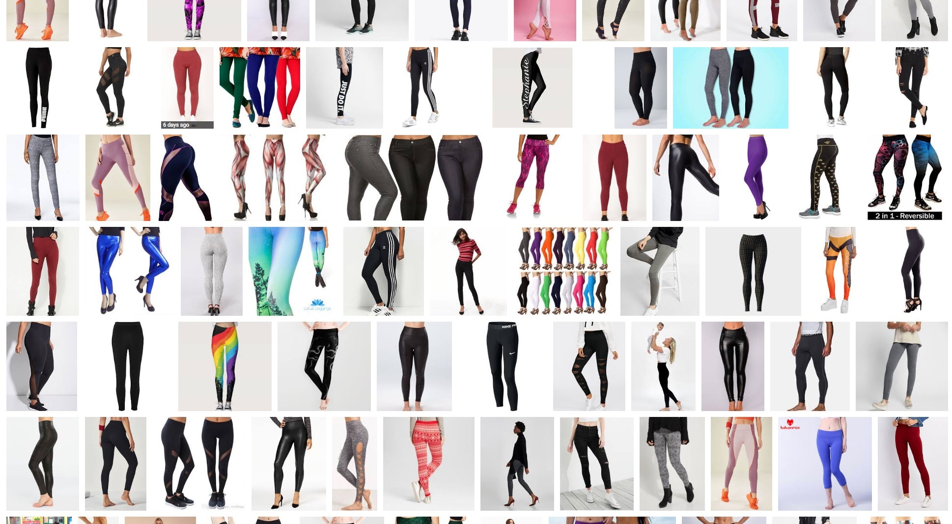 Leggings are a lifestyle, not just for exercise!