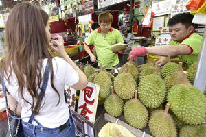 Malaysia's Bumper Harvest Spells Cheaper Durians in Singapore