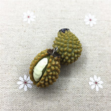 Durian Pendant Accessories (10 Pcs Per Pack)
