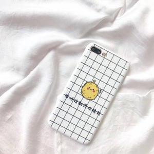 Durian iPhone Casing (White)