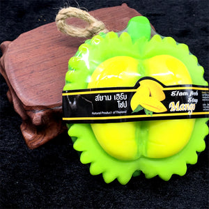 Durian Shaped 100% Natural Handmade Soap