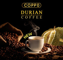 Premium Durian Flavored Coffee