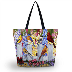 Ladies Washable Durian Storage Tote Bag